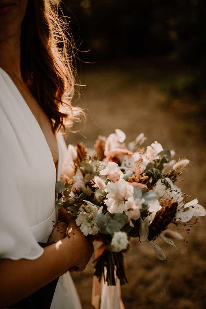 Fleuriste bouquet de mariage vendée