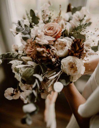 Fleuriste bouquet de mariage en vendée