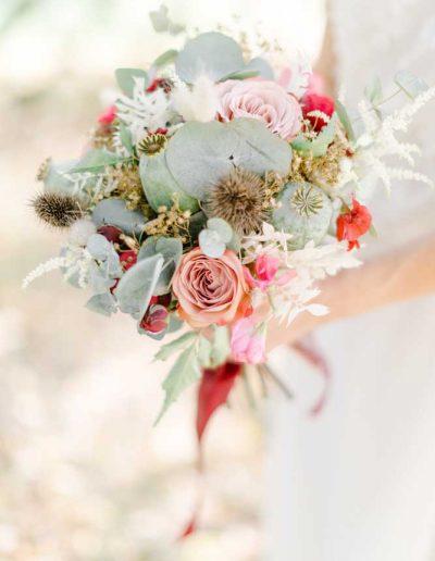 Fleuriste mariages créations florales en Vendée